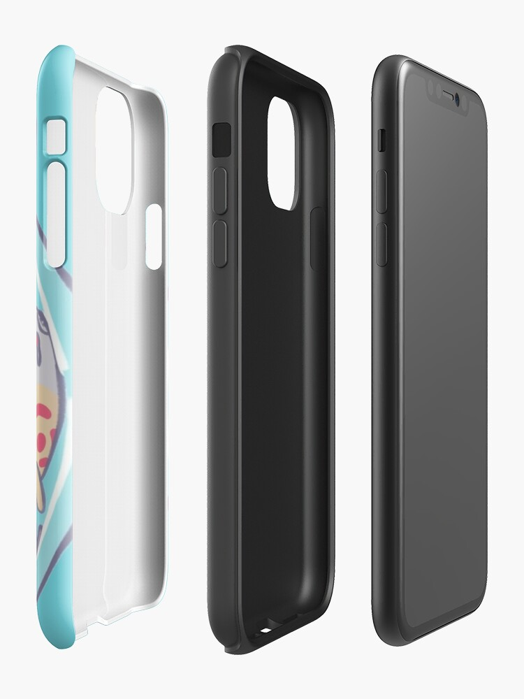 Alternate view of Jar of Cherubas iPhone Case & Cover
