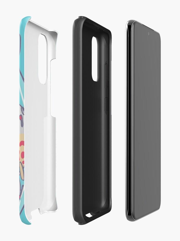 Alternate view of Jar of Cherubas Case & Skin for Samsung Galaxy