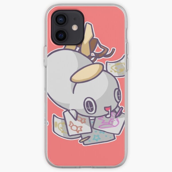 Cheruba Doodles iPhone Soft Case
