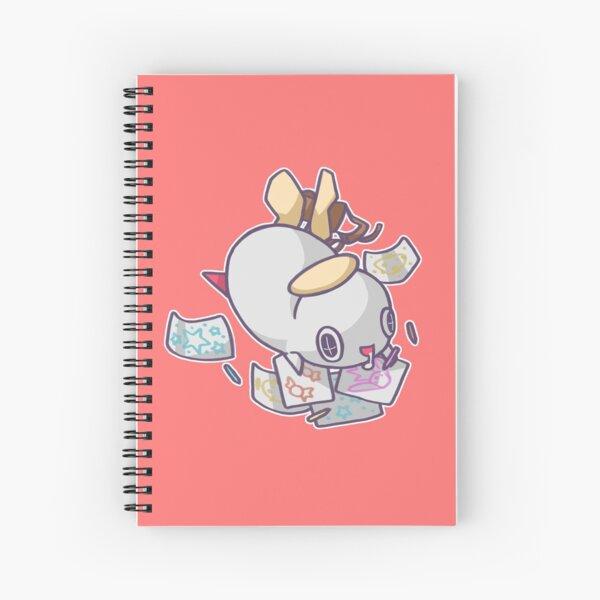 Cheruba Doodles Spiral Notebook