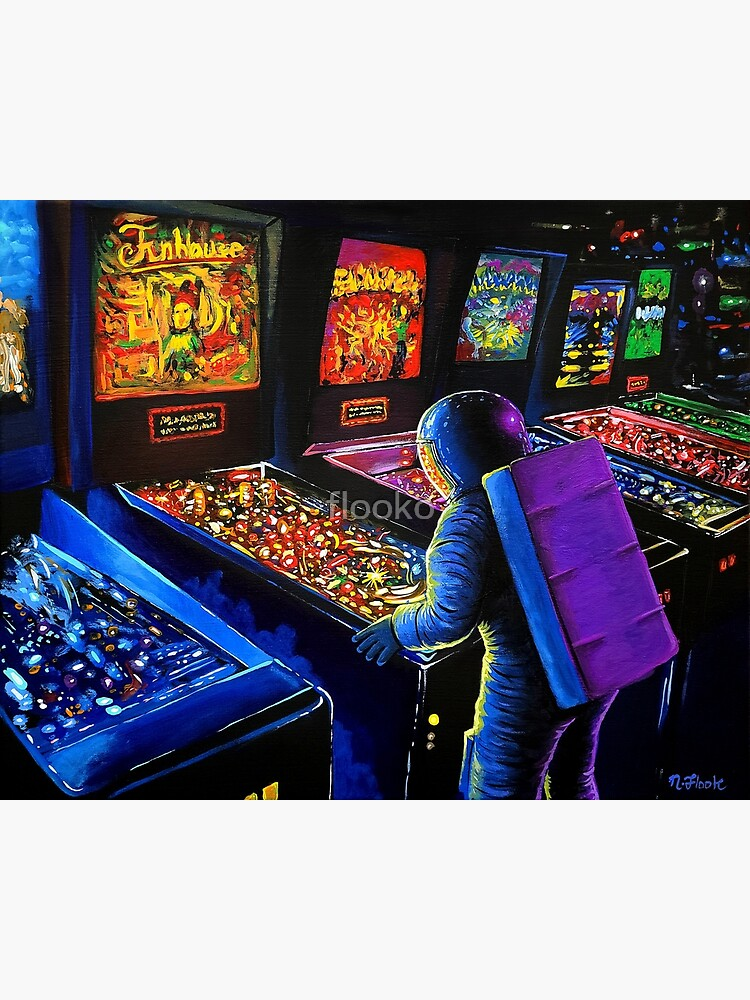 Pinball Wizard by flooko
