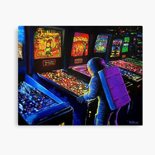 Pinball Wizard Canvas Print