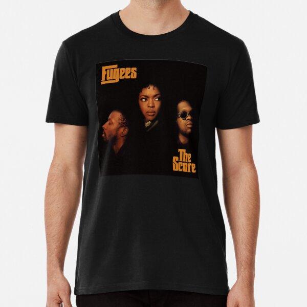 Fugees - The Score Premium T-Shirt