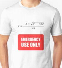 Useless Math T-Shirt