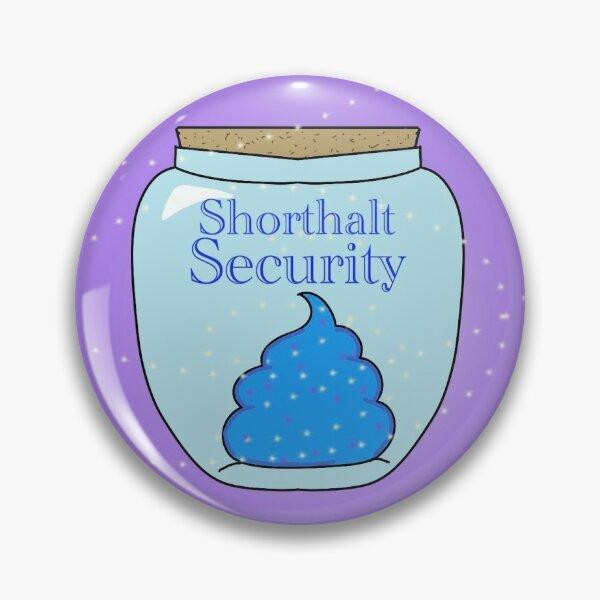 Shorthalt Security Pin