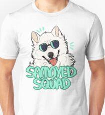 SAMOYED SQUAD Unisex T-Shirt