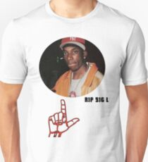 Rip Big L - Rapper Unisex T-Shirt