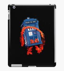 Lego Tardis iPad Case/Skin