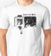 GoPro - Capture Your World - Merchandise 2016 T-Shirt