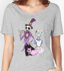 Nightmare In Wonderland Women's Relaxed Fit T-Shirt