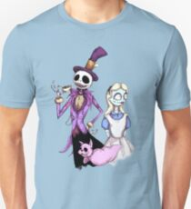 Nightmare In Wonderland Unisex T-Shirt