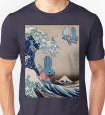 Mudkip Wave T-Shirt