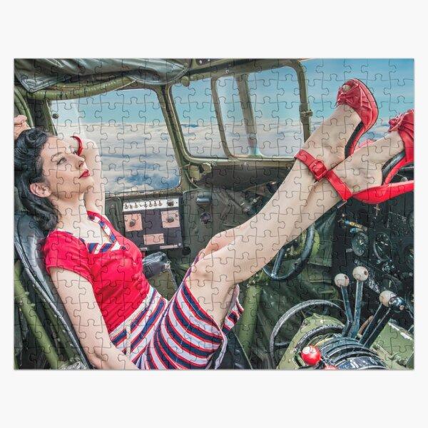Gemma's Autopilot Jigsaw Puzzle