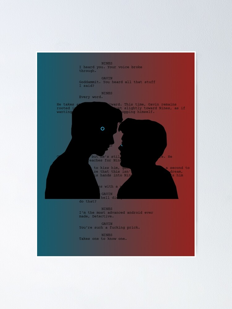 Alternate view of Reed900 Kiss Scene Script Poster