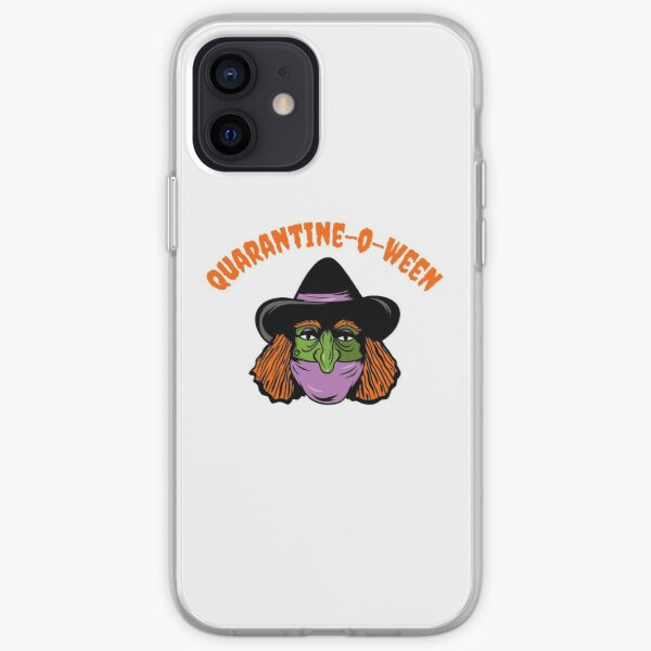 Quarantine o ween iPhone Soft Case