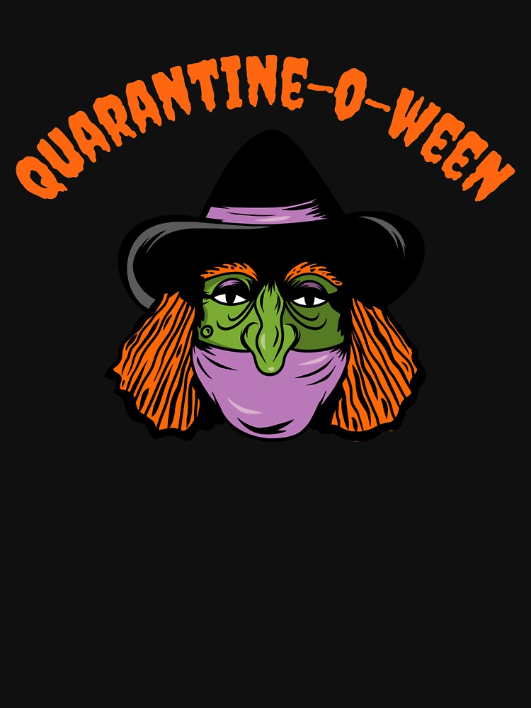 Quarantine o ween by ds-4