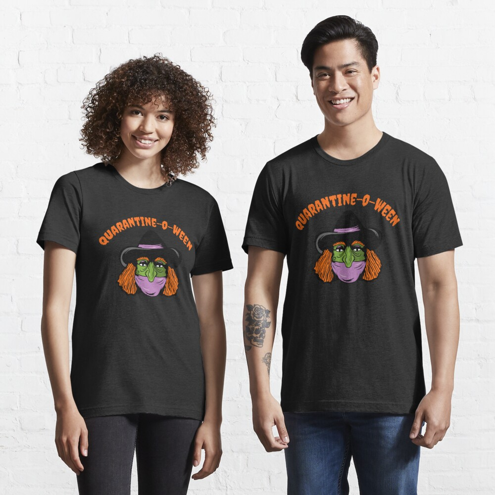 Quarantine o ween Essential T-Shirt