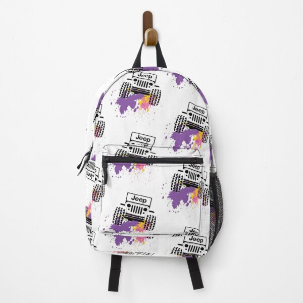 Mountain lover jeep Backpack