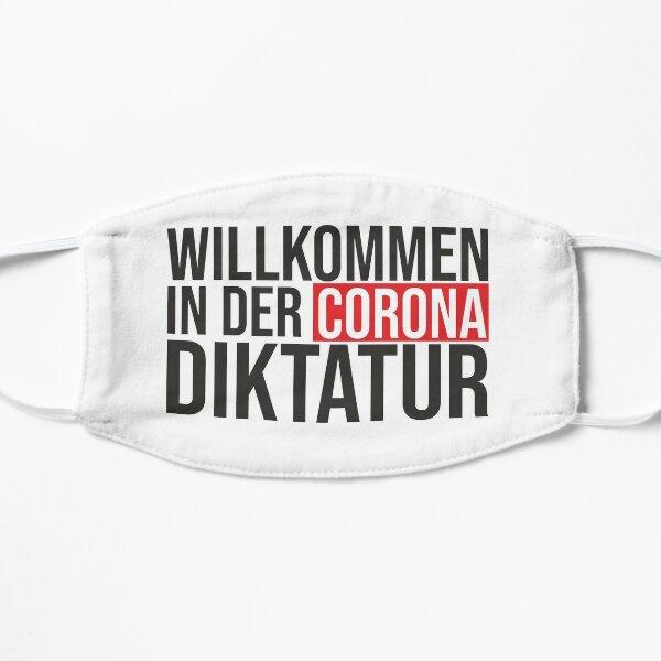 Welcome to the Corona Dictatorium Mask
