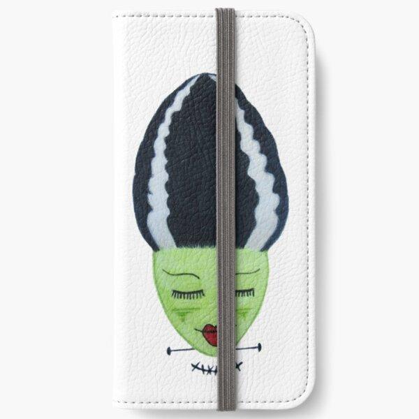 Frankenstein's Bride iPhone Wallet