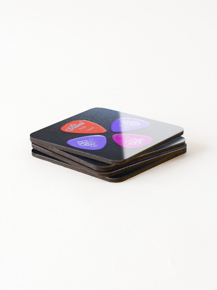 Alternate view of Picks Coasters (Set of 4)
