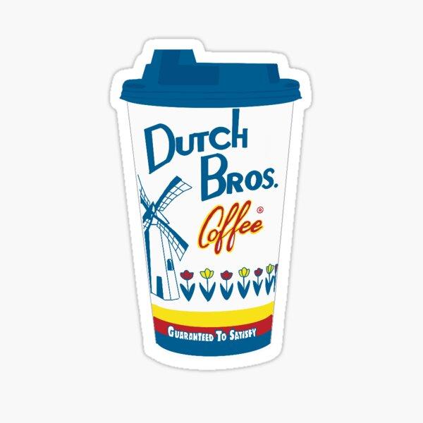 Dutch Bros Sticker Sticker