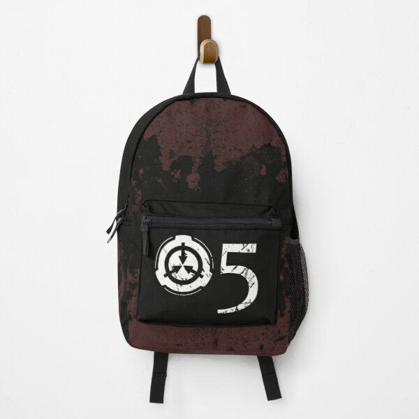 SCP Foundation 05 Council Backpack