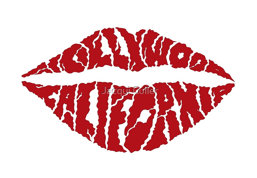 Hollywood Lips by Jacqui Culler