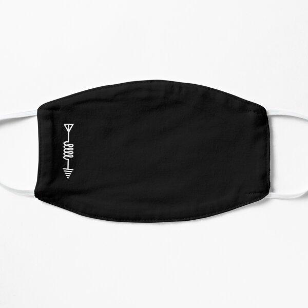 International Symbol of Amateur Radio Mask Flat Mask