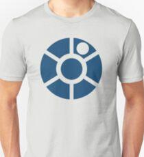 Minimal Trans R2D2 T-Shirt