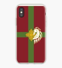 Rohan Insignia iPhone Case