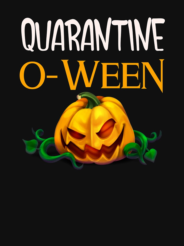 Quarantine-o-ween by ds-4