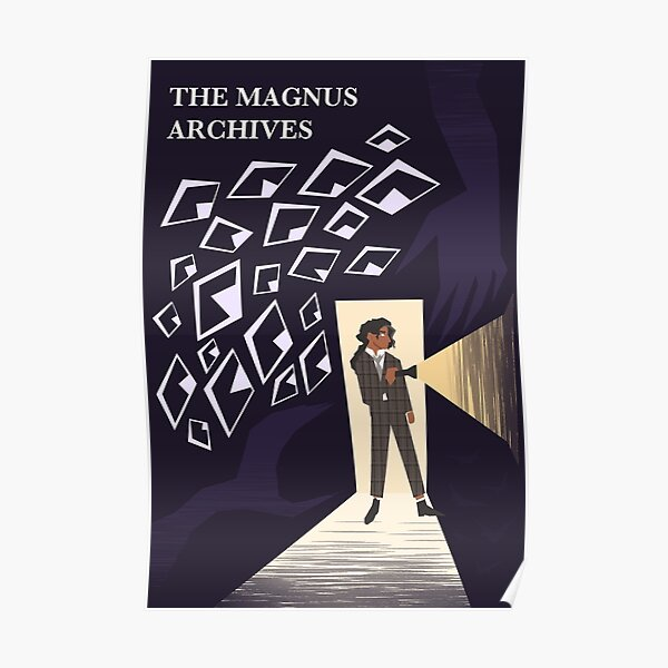 Magnus Archives Poster Poster