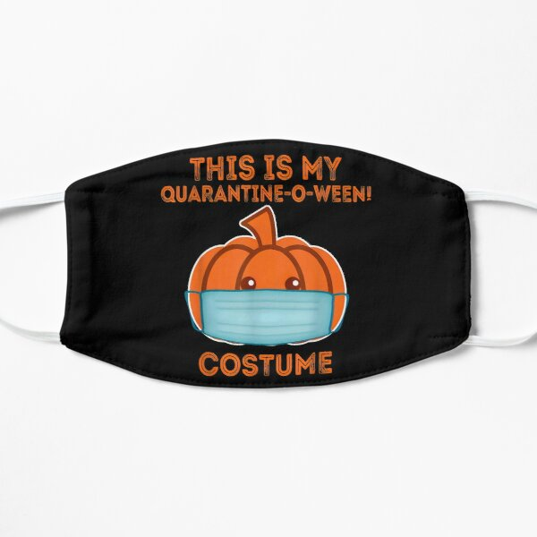 This is My Quarantine-o-ween Costume, funny Halloween 2020 Mask