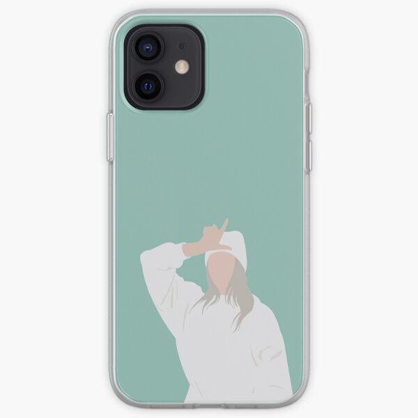Billie Cute White Outfit iPhone Soft Case