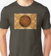 Fisher Building's Hand Painted Ceiling and Medalion Unisex T-Shirt
