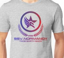 Mass Effect - Take Earth Back Unisex T-Shirt