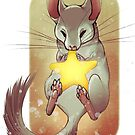 Holiday Chinchilla by PencilCat