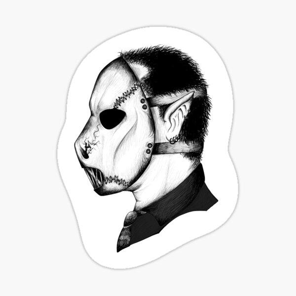 Paul Gray  Sticker