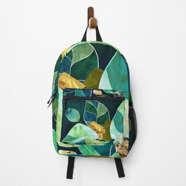 Indigo Plant I Backpack