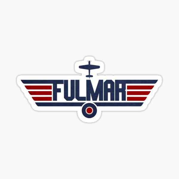 Fulmar Sticker