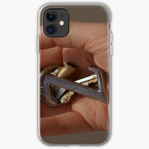 Zed aka Z keychain in Pulp Fiction iPhone Soft Case