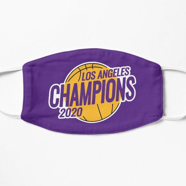 Los Angeles Lakers Championship 2020 Flat Mask