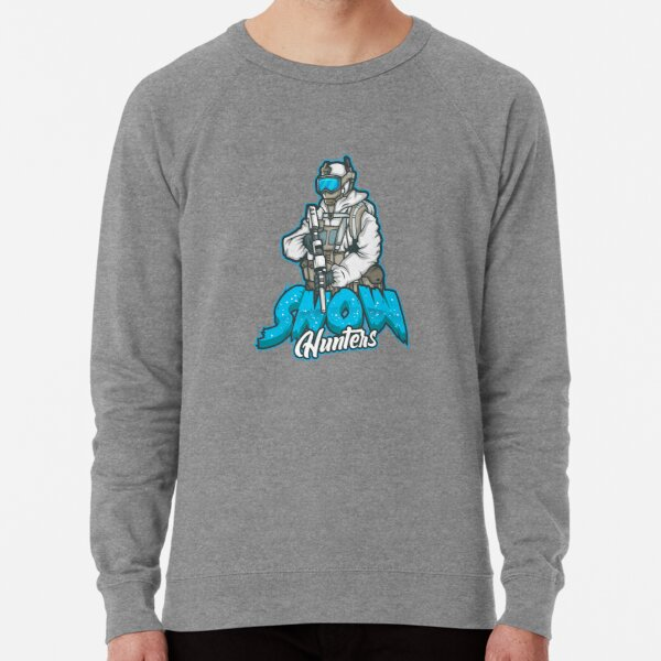 snow hunter  Lightweight Sweatshirt