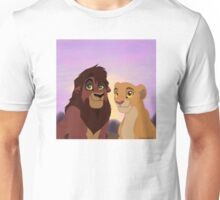 Kovu and Kiara Unisex T-Shirt