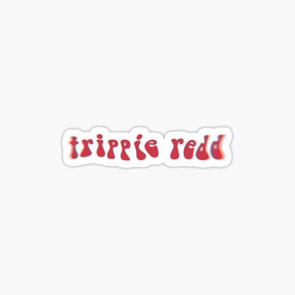 autocollant de trippie redd Sticker