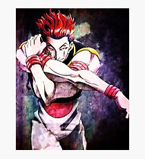 Hisoka Photographic Print