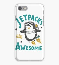 Jetpacks are Awesome iPhone Case/Skin