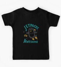 Jetpacks are Awesome Kids Tee