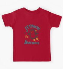 Jetpacks are Awesome Kids Clothes